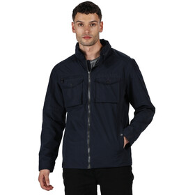 Regatta Haldor Waterproof Shell Jacke Herren navy